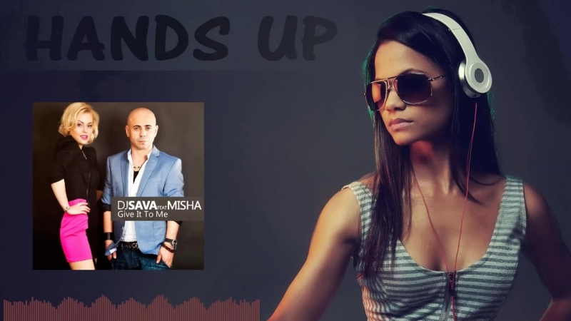 DJ Sava feat. Misha - Give It To Me (AlejZ Bootleg Mix)