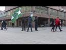 Vastarintaliike Katuaktivismia Oulussa 18 2 2017