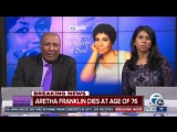 Aretha Franklin dies: Special Report (16 August 2018)
