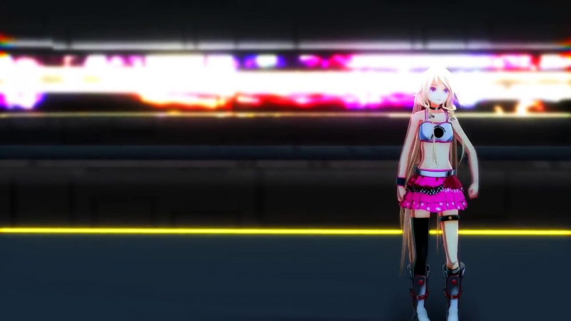 IA _ SEE THE LIGHTS feat. IA _ ASY【MMD VIDEO】