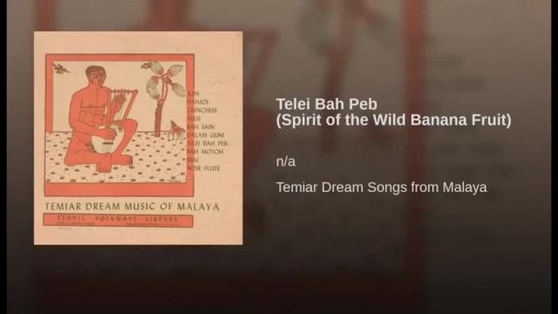 Telei Bah Peb (Spirit of the Wild Banana Fruit)