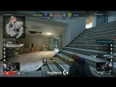 Pros dont fake - flusha 1v1 vs. Olof