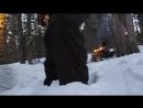 Abvgat 18 Без цензуры Зимний поход зимовье тайга таежные лыжи 36км превозмоганий