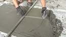 Creative Sand And Cement Working How To Build A Concrete Door Correctly