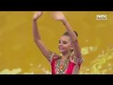 Церемония награждения -- индивидуальное многоборье // Чемпионат Мира 2018