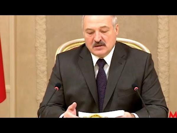 Александр Лукашенко Россия - богатая на углеводороды, но мир движется в направлении