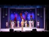 XIX Гала-концерт творческих коллективов городов Гаджиево, Полярный, Снежногорск Как Новый год в армию ходил