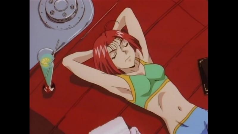 Master Mosquiton / Хозяйка Москитона [OVA] - 4 серия [Persona99.GSG]