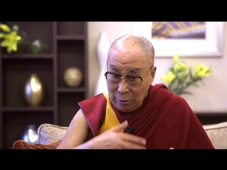 Далай-лама. Наставления для буддистов Тувы. Во время Учений Его Святейшества Далай-ламы для буддистов России в Дели духовный лид