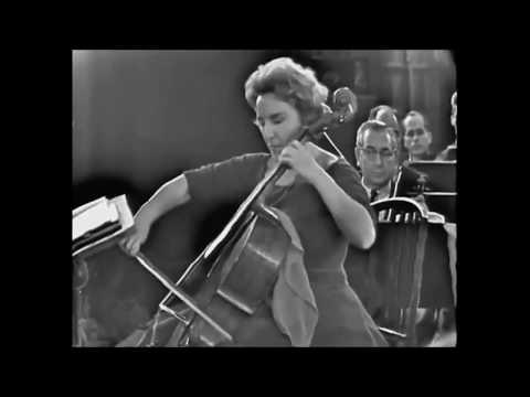 Zara Nelsova, Leonard Bernstein - Bloch: Schelomo