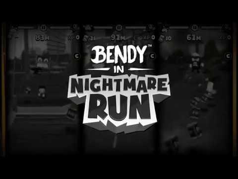 Bendy In Nightmare Run - Геймплей | Трейлер