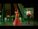Анжелика Арутюнян и Сергей Алиферов на гала концерте Захарит 2016