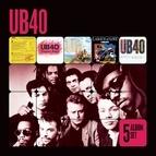 UB40 альбом 5 Album Set