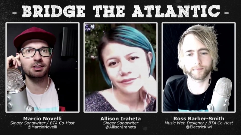 Making The Most of Your Time on the Road w_⁄ Allison Iraheta ¦ ENCORE