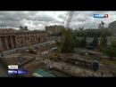 Строительство высотки на Ленинградском 34