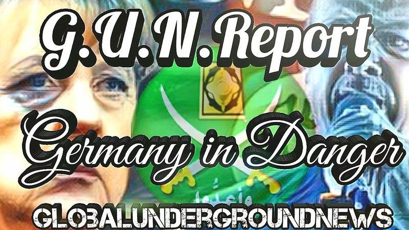 G.U.N.-Report Deutschland in Gefahr QAnon Der strategische Plan der MB Ep020/18