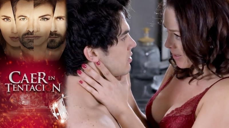 ¡Alina tiene a Nico en sus manos! | Caer en tentación - Televisa