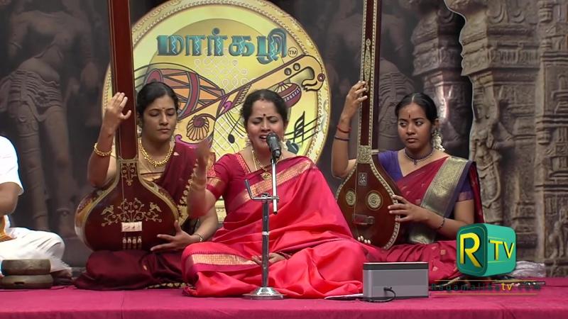 GAYATHRI VENKATRAGHAVAN Deiveega Nadhi Dheerangal