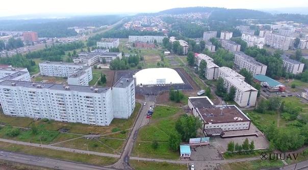 Спорткомплект «Илим» в Усть-илимске