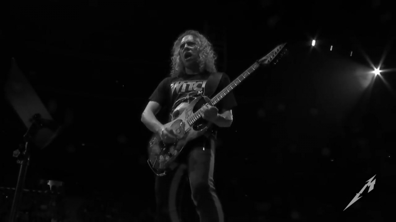 Metallica - Rob Kirk play Europe The Final Countdown in Stockholm, Sweden