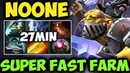 Noone Alchemist 26min Full Item - Super Fast Farm MAchine