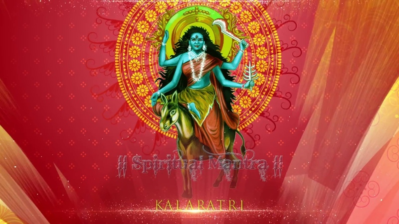 Navratri Special Day 7 | Jai Jai Maha Kali | Maa Kaalratri | Color Red