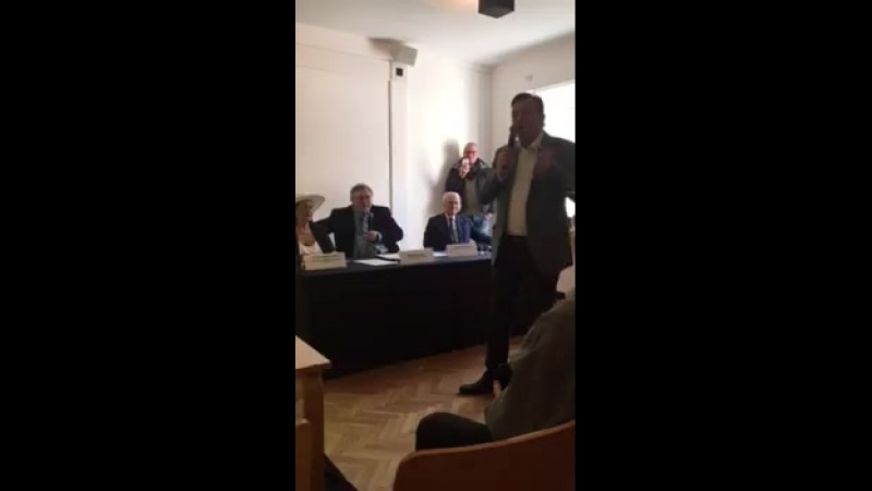 Debata z Janem Zbigniewem Potockim - sobota 6.10.2018