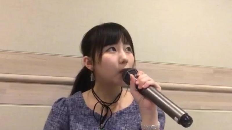 55. Tanaka Miku - Rappa Renshuuchuu (HKT48, AKB48, Watanabe Mayu)
