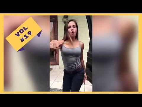 ВИДЕО ПРИКОЛЫ 2018 19 подборка разрывающих ю туб приколов!