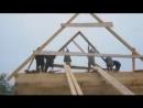 Рождественский Майдан постройка конюшни 2012 2013 г 6 лет назад