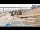 На расчистке Нулевой Продольной магистрали в Волгограде задействовано 20 единиц спецтехники