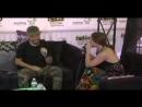 Radio 104.5 - Mike Shinoda is backstage at our Radio 104.5...