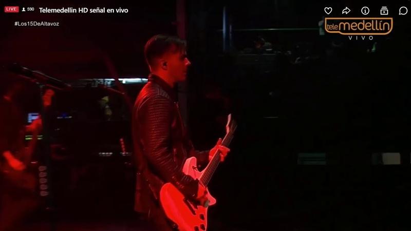 Papa Roach - Broken Home (Live at Altavoz Festival 2018 Medellin)