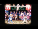 Karnov's Revenge Fighter's History Dynamite NEO GEO 1994 Data East