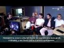 RED. VOM 02.08.2018 - Hier zeigt Tom Kaulitz sein Liebestattoo für Heidi (с русскими субтитрами)