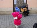 Вуличний музика у Львові