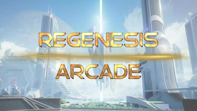 Игротека VIVE BOX: REGENESIS Arcade Lite