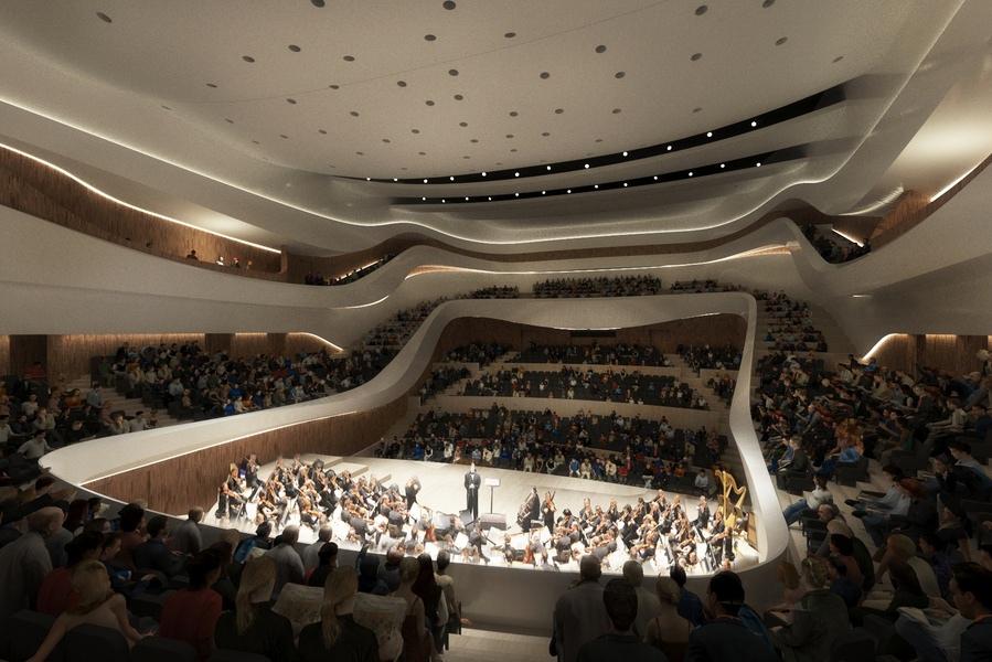 Концертный зал «Зарядье»: когда откроют, сколько стоят билеты, где купить