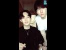 [V LIVE] 180611 XENO-T Sangdo feat. Hojoon MUSIC =) V Live 2