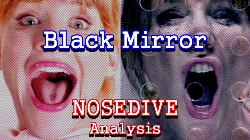 Что делает «Чёрное Зеркало» таким мрачным -СПОЙЛЕРЫ! What Makes Black Mirror So Dark (rus vo)