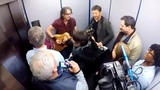 Harry Connick Jr on Instagram It's #ElevatorJam with @harryconnickjr &amp @rickspringfield surprising and jamming with everyday people! #HarryTV