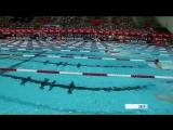 Mens 100m Breast A Final _ 2018 TYR Pro Swim Series - Indy