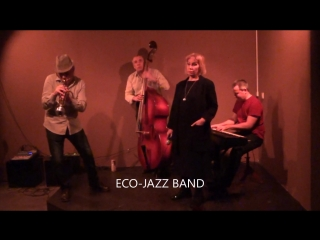 ECO-JAZZ BAND - Cry Me A River