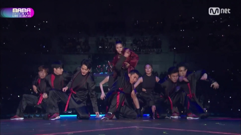 BoA - Bridge CAMO [2017 MAMA in Japan]