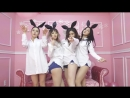 Party Tonight_ Korean bunny girls dance and play with balloons !