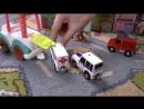 Видео для малышей про паровозик Томас и его друзья игрушки машинки на русском языке все серии подряд - сборник