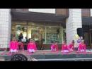 День защиты детей 01.06.2018 пгт Черкаское, малютки с лентами