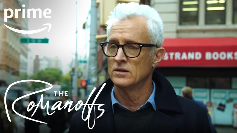 The Romanoffs – Official Teaser 2 | Prime Video