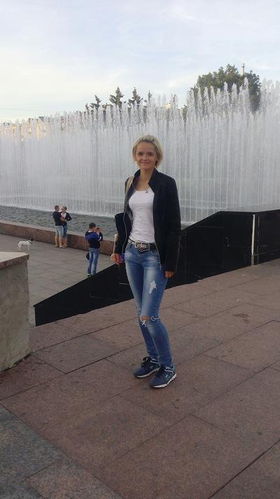 Марина Огаркова