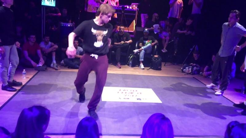 Battle Break It 2018/Arras/1\8 - 2 vs 2/Stuart Xaner(Venezuela) vs Mega Joker Vortex(Russia)